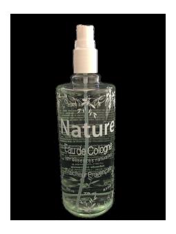 Nature Provence Freshness woda kolońska dla kobiet  70° 250ml
