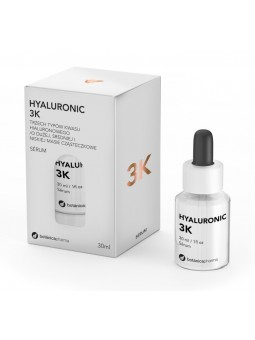 HYALURONIC 3K serum 30 ml