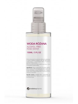 Woda różana 150 ml (spray)