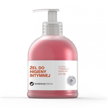 Płyn do higieny intymnej z tymiankiem i nagietkiem wzbogacony o Bioecolia 250 ml