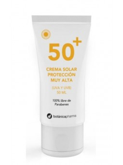 Krem do twarzy z filtrem SPF 50+ 50 ml