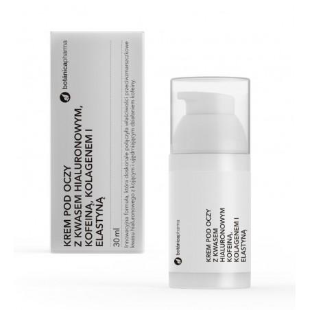 Krem pod oczy z kwasem hialuronowym i kolagenem 30 ml