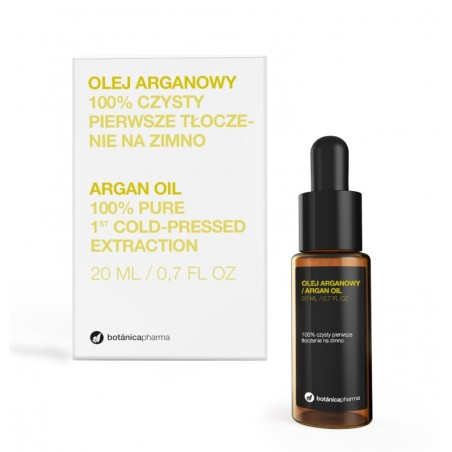 Olej arganowy 100 % czysty 20 ml (zakraplacz)