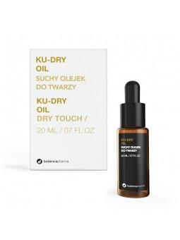 Ku-dry oil suchy olejek do twarzy 20 ml