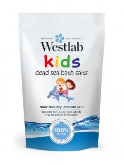 Kids sól z Morza Martwego do kąpieli dla dzieci 500 g